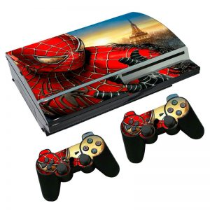 ps3 spiderman skin decal wrap