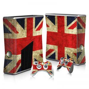 xbox 360 England Flag skin