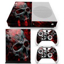Vampire Skull Xbox One Slim Skin