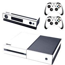 Pure White Xbox One Skin