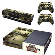 Xbox One The Walking Dead Skin