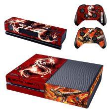Mortal Kombat X Xbox One Skin