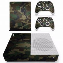 Camouflage XBOX ONE S Skin