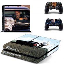 Fast & Furious Vin Diesel PS4 Skin