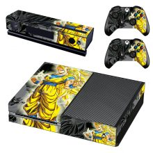 Dragon Ball Xbox One Skin