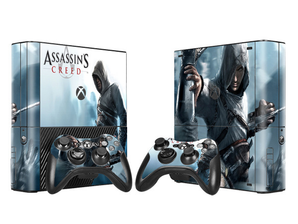 Assassin S Creed Xbox 360 E Skin Consoleskins Co