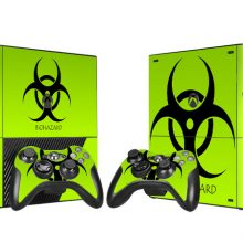 Biohazard Skin for Xbox 360 E