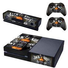 Jack Daniel's PS4 / Xbox One Skin