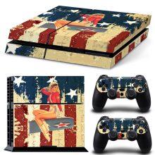American Flag PS4 Skin
