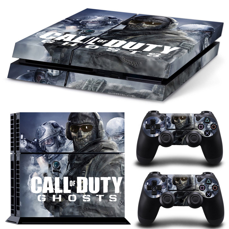 Call Of Duty Ghosts Ps4 Skin Consoleskins Co Skins For Game