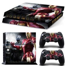 Iron Man PS4 Skin Sticker