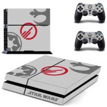 Star Wars Battlefront PS4 Skin Sticker Wrap
