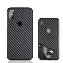 Ultra Thin Carbon Fiber Back Cover Sticker For iPhone X Xs Xr Xs iPhone 7 8 6 6S Plus