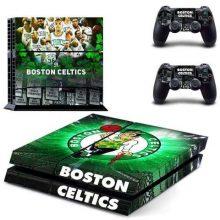 Boston Celtics PS4 Skin