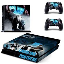 Carolina panthers PS4 Skin