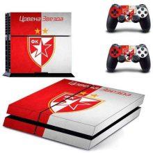 Crvena Zvezda PS4 Skin