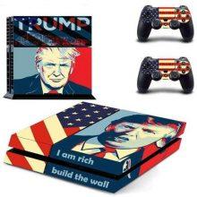 Donald trump PS4 Skin