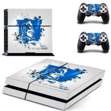 Duke Blue devils PS4 Skin