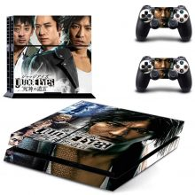 Judge Eyes PS4 Skin Sticker Decal