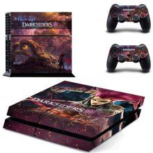 Darksiders 3 PS4 Skin Sticker Decal