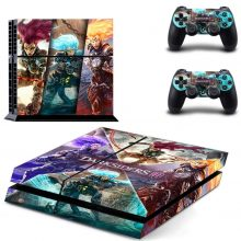 Darksiders 3 PS4 Skin Sticker Decal