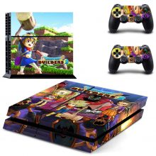 Dragon Quest Builders PS4 Skin Sticker Decal