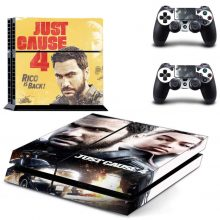 Just Cause 4 PS4 Skin Sticker Decal