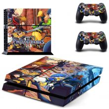 Kingdom Hearts 3 PS4 Skin Sticker Decal