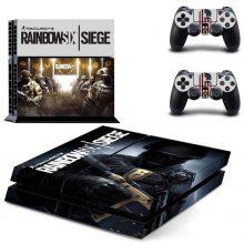 Rainbow Six Siege PS4 Skin Sticker Decal