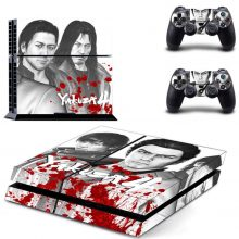 Yakuza 4 PS4 Skin Sticker Decal