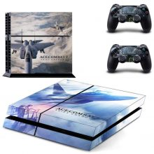 Ace Combat 7 PS4 Skin Sticker Decal
