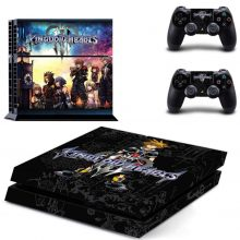 Kingdom Hearts 3 PS4 Skin Sticker Decal