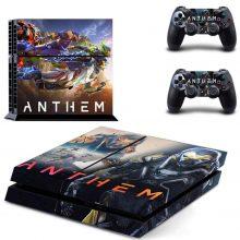 Anthem PS4 Skin Sticker Decal