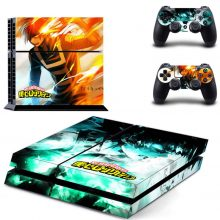 My Hero Academia PS4 Skin Sticker Decal