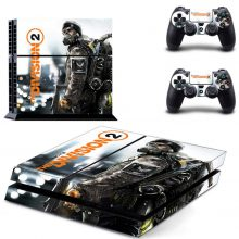 The Division 2 PS4 Skin Sticker Decal