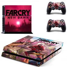 Far Cry New Dawn PS4 Skin Sticker Decal