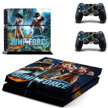 Jump Force PS4 Skin Sticker Decal