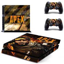 Apex Legends PS4 Skin Sticker Decal