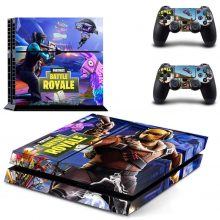 Fortnite Battle Royale PS4 Skin Sticker Decal
