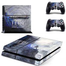Star Wars Jedi Fallen Order PS4 Skin Sticker Decal