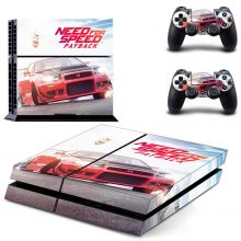 Need For Speed Payback PS4 Skin Sticker Decal
