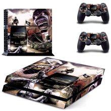 Iron Maiden PS4 Skin