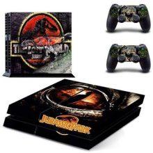 Jurassic park PS4 Skin
