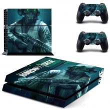 Rainbow Six Siege PS4 Skin Sticker Decal