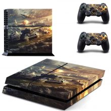 World Of Tanks PS4 Skin Sticker Decal