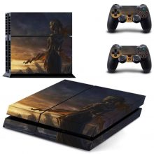 Queen Of Desert PS4 Skin Sticker Decal