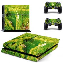 Green Grass Labyrinth PS4 Skin Sticker Decal