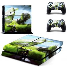 The Lost Ship Fantasy PS4 Skin Sticker Decal