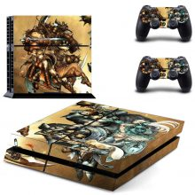 Elfs On The Fight Fantasy PS4 Skin Sticker Decal