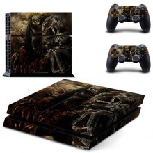 Ancient Warrior Fantasy PS4 Skin Sticker Decal